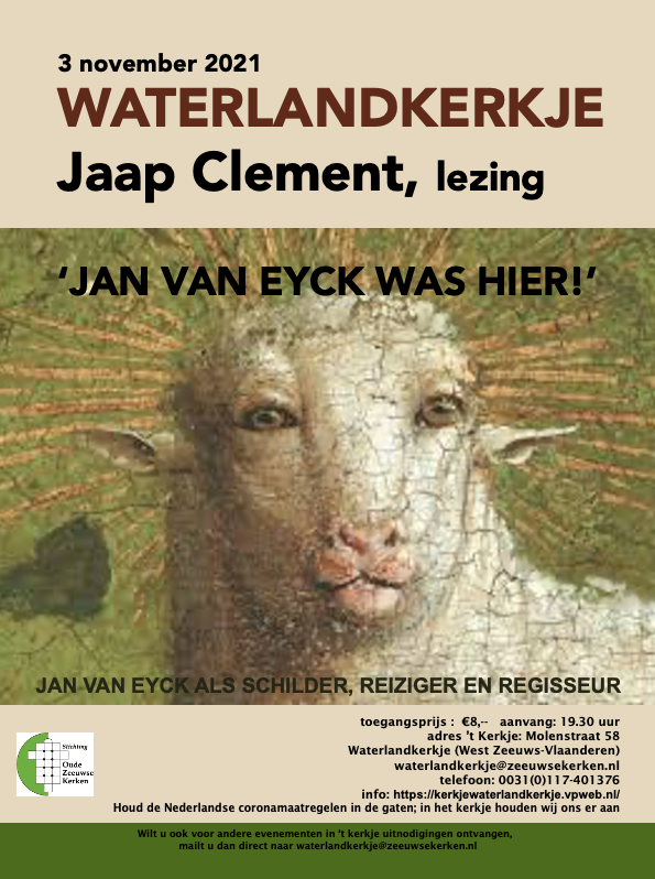 Lezing Jaap Celement, 3 november 2021